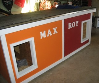 Max and Roy - Oklahoma